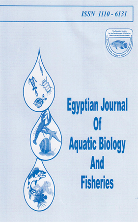 Egyptian Journal of Aquatic Biology and Fisheries